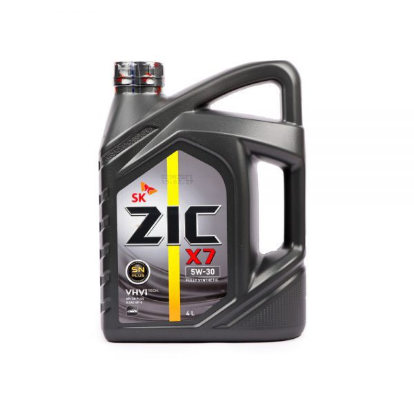 زیک X7 5W30