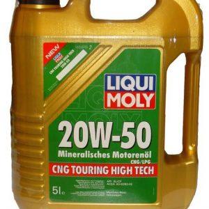 LIQUI MOLY CNG 20W50