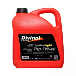 Divinol Syntholight 5W-40 top