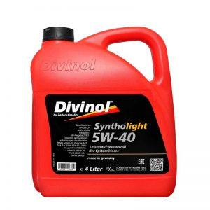 divinol 5w40 SN 4LIT