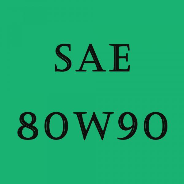 80W90